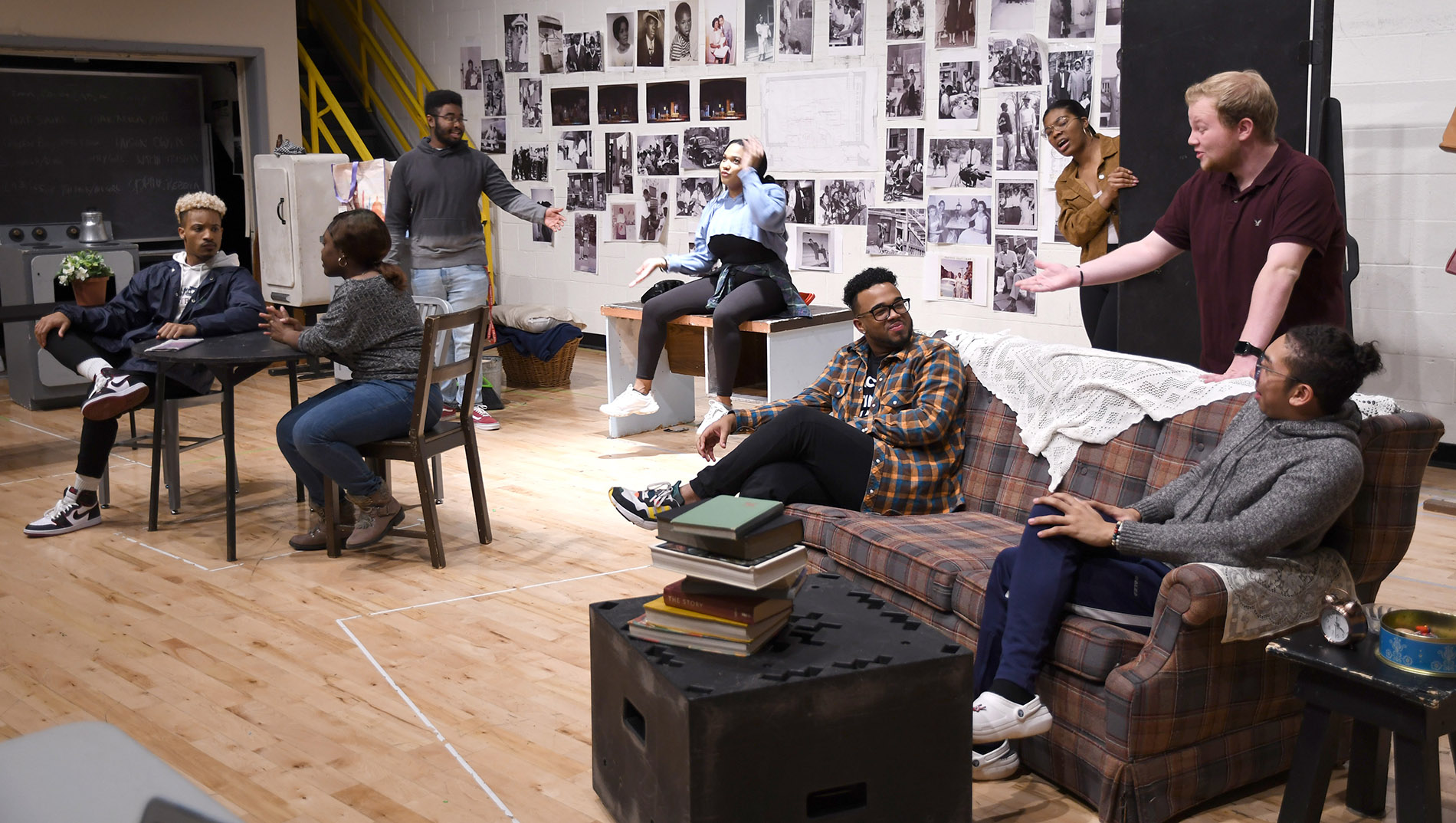 "Image for Muhlenberg Celebrates 60 Years of Hansberry's Classic ""Raisin in the Sun"""